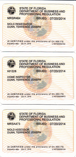 TerryDunn_licenses